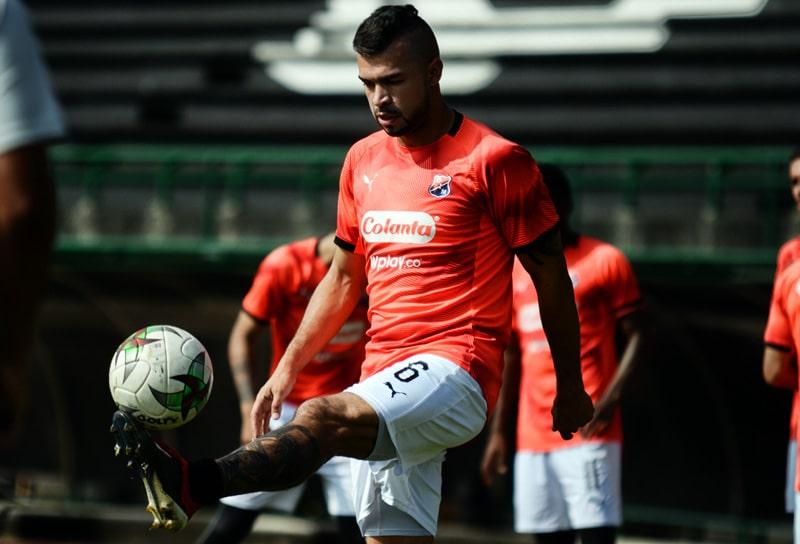 Andrés Cadavid, Deportivo Independiente Medellín, DIM, titulares, Envigado FC, Liguilla BetPlay 2020