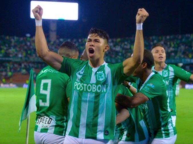 Atlético Nacional confirmó el futuro de Nicolás Hernández