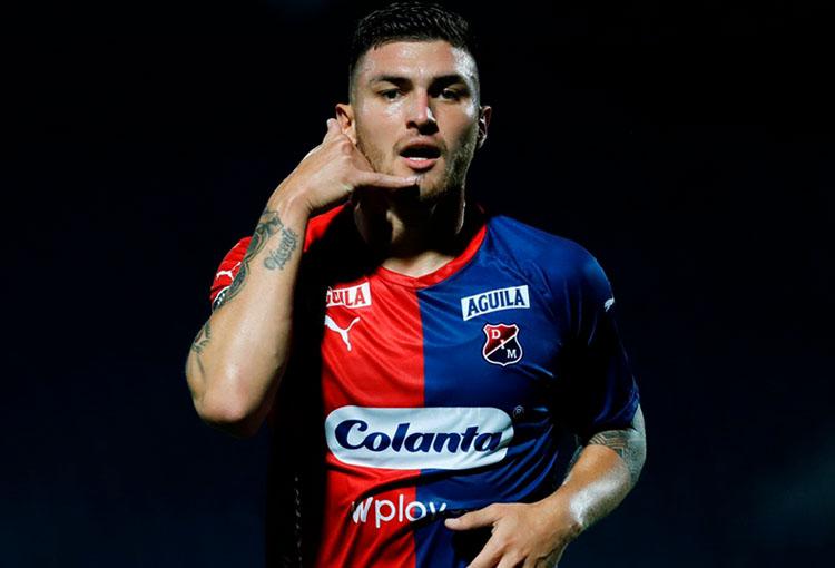 Carlos Monges, Bayron Garcés, Luis Mena, Deportivo Independiente Medellín, DIM