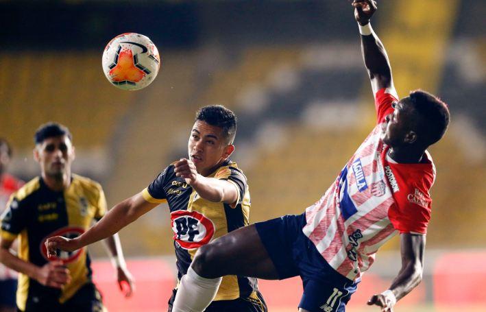 Chao, Junior. Eliminado de la Copa Sudamericana 2020