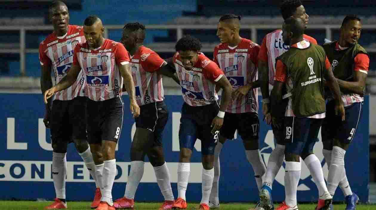 Cómo sería la titular del Junior contra Coquimbo Unido