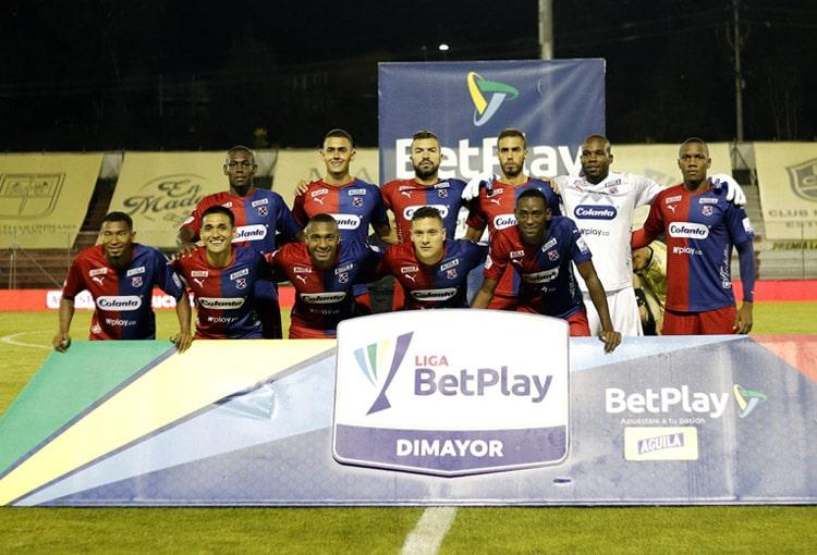 DIM, Deportivo Independiente Medellín, Águilas Doradas, Liguilla BetPlay 2020