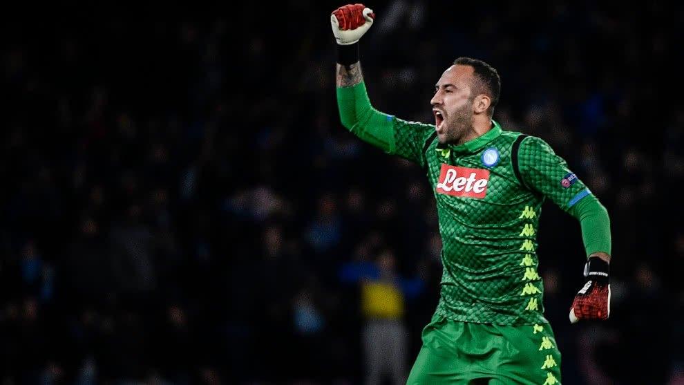David Ospina es elogiado por la prensa italiana por su destacado año con el Napoli