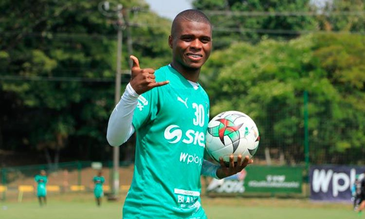 Deiber Caicedo ultima detalles para jugar en la MLS