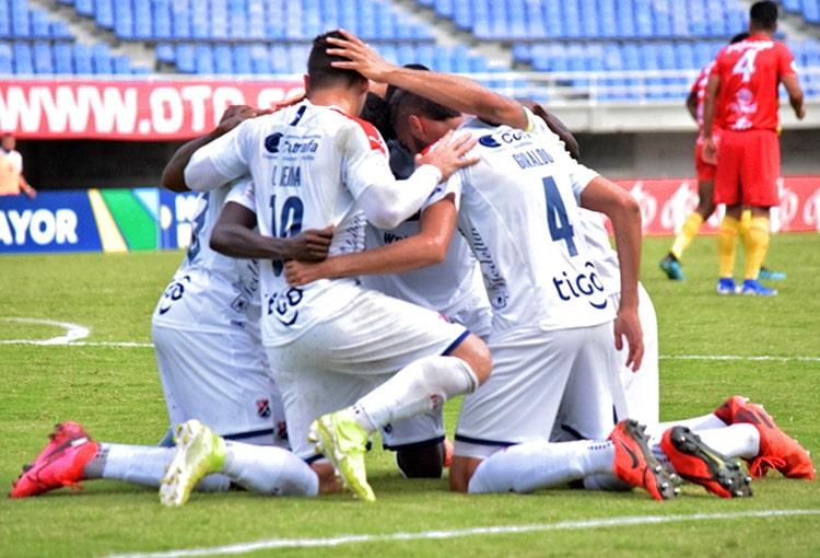 Deportivo Independiente Medellín, DIM, Envigado FC, Liguilla BetPlay 2020