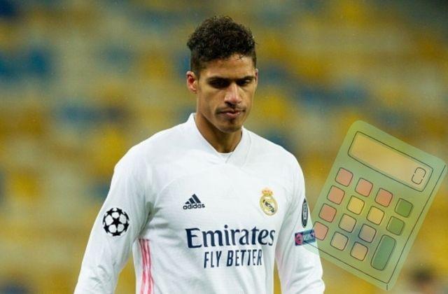 Las cuentas del Real Madrid para avanzar en Champions League