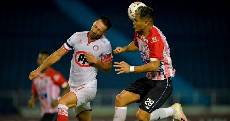 Supuesta suplantación de jugador de Unión la Calera vs. Junior
