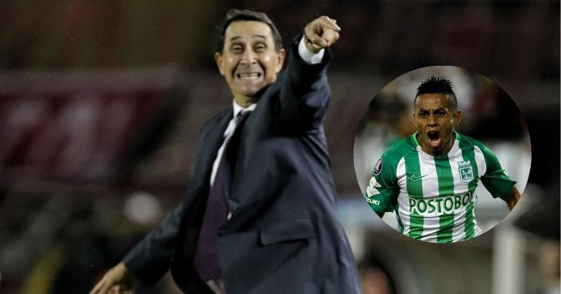 ¿Vladimir Hernández se va de Nacional? Guimarães respondió