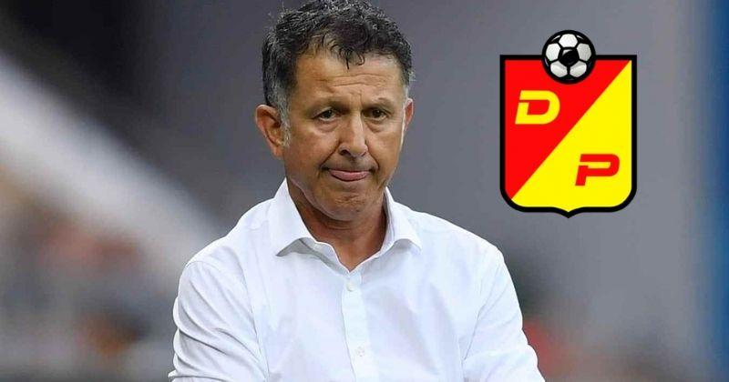 Oficial: Juan Carlos Osorio no será técnico del Deportivo Pereira