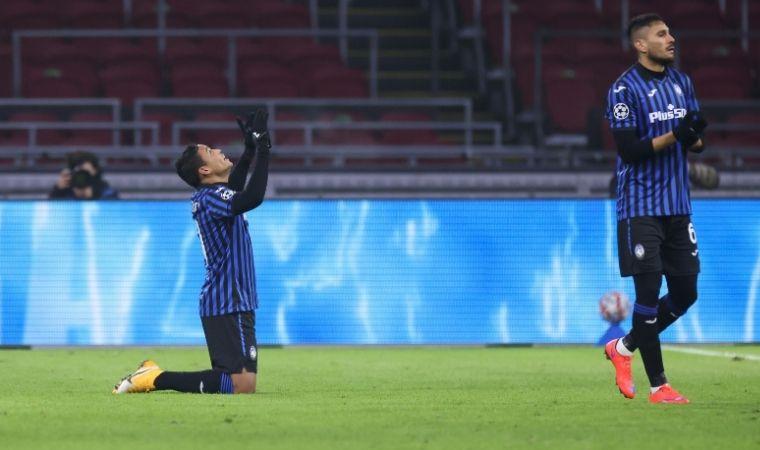 Gol de Luis Fernando Muriel para la clasificación de Atalanta en Champions League