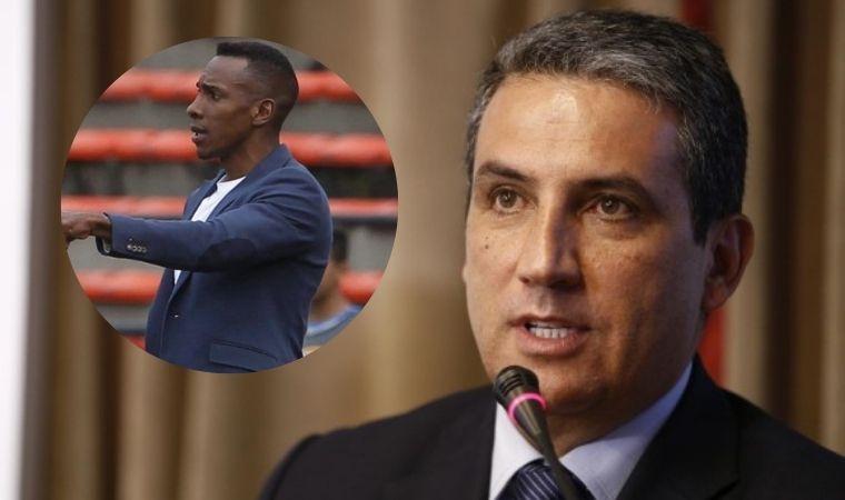 Presidente de Dimayor le responde a Amaranto Perea sobre los contagios del Junior