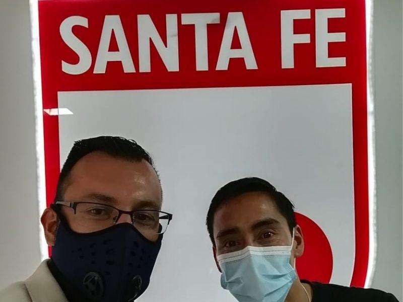 ¿Sambueza al Junior?: Habló el socio de Santa Fe que le regaló el lote