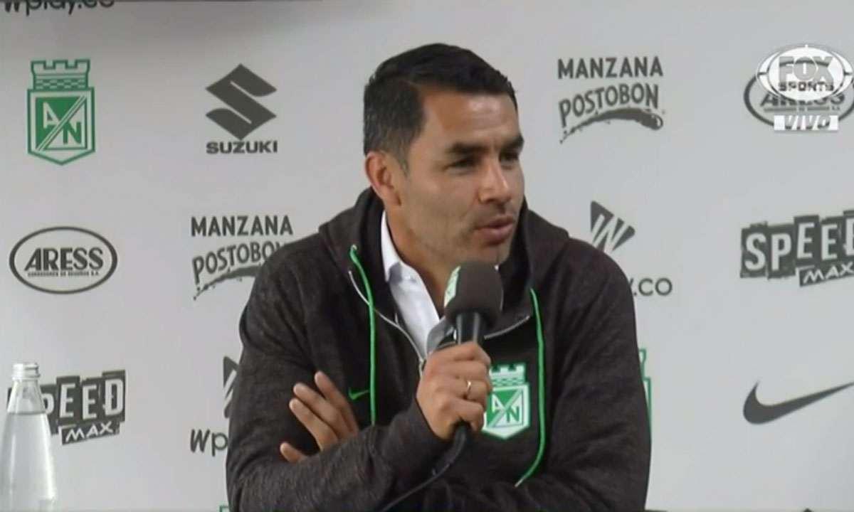 El tipo de jugador que busca Atlético Nacional, según Nájera