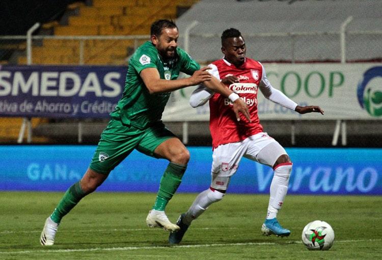 Equidad Seguros, Independiente Santa Fe, Liga BetPlay 2020