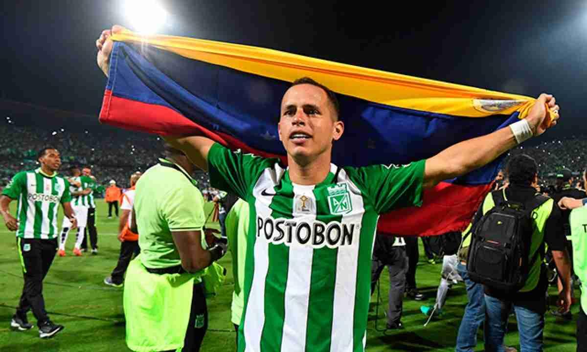 Está cerca el regreso de Alejandro Guerra a Atlético Nacional