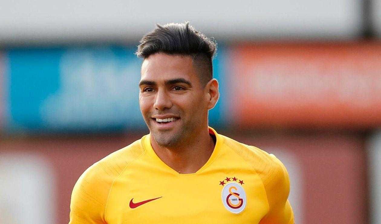Falcao García dio pistas de lo que será su futuro en Galatasaray: ¿Se va?