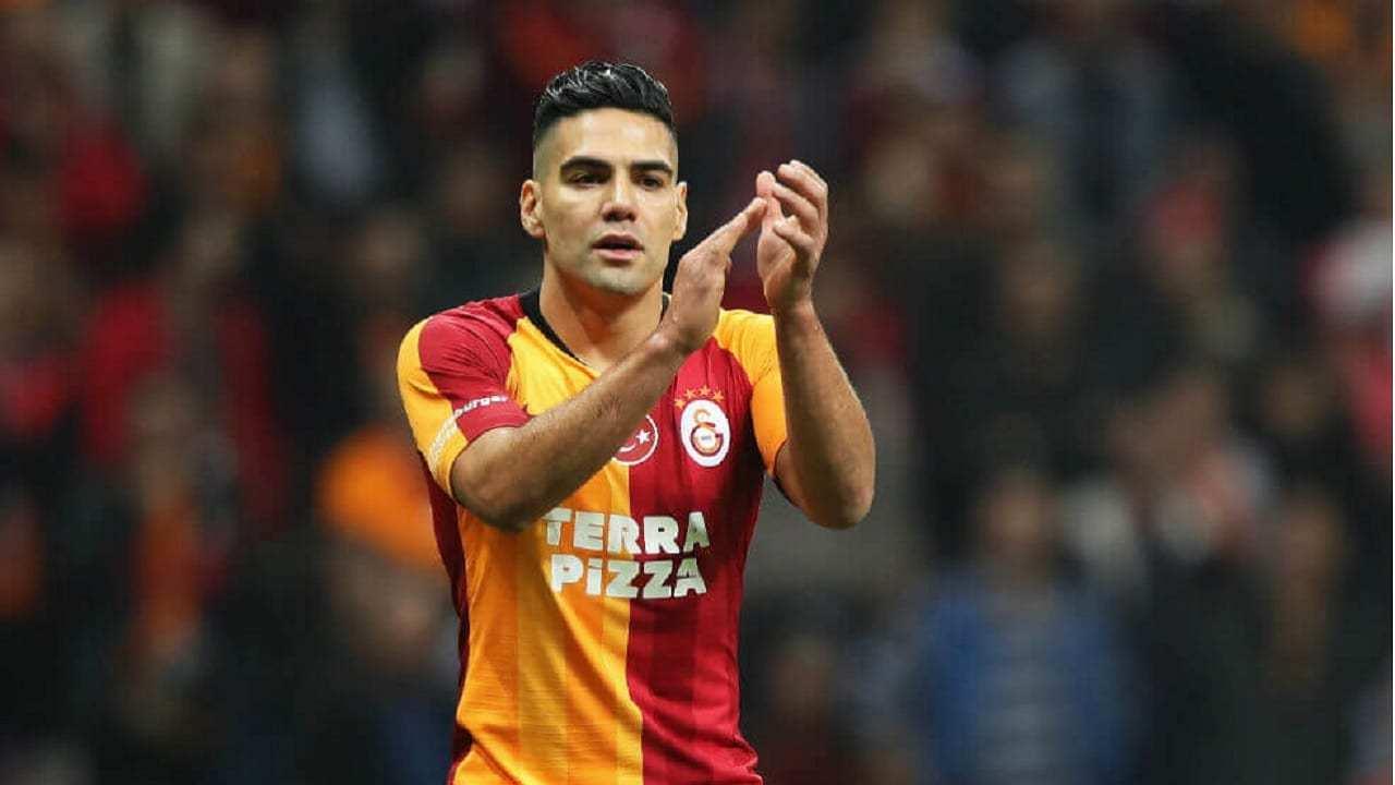 Falcao, a pesar de la lesión, sigue siendo el jugador más determinante del Galatasaray