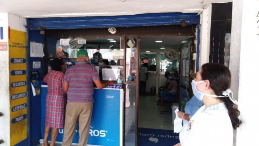 Fecha de pago giro 9 del Ingreso Solidario en Supergiros