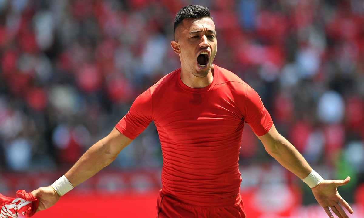 Fernando Uribe será nuevo jugador del Junior de Barranquilla