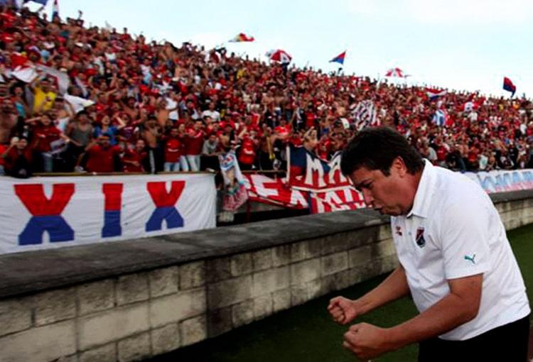 Hernán Darío Gómez, Bolillo Gómez, Hernán Darío 'Bolillo' Gómez, Deportivo Independiente Medellín, DIM
