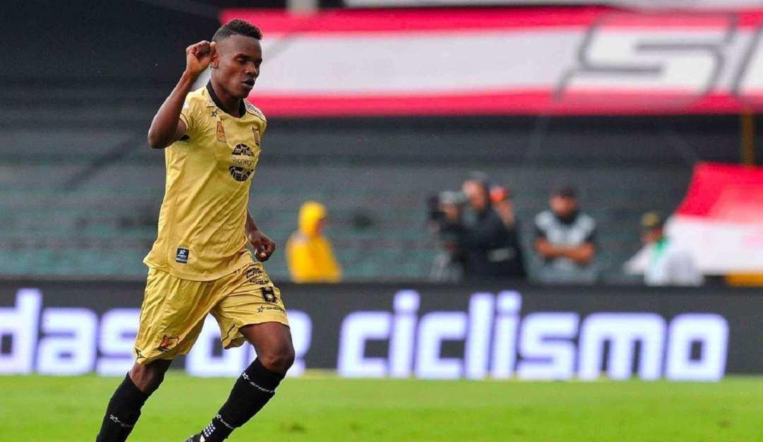 Jader Obrian y la posibilidad para quedarse en el fútbol colombiano