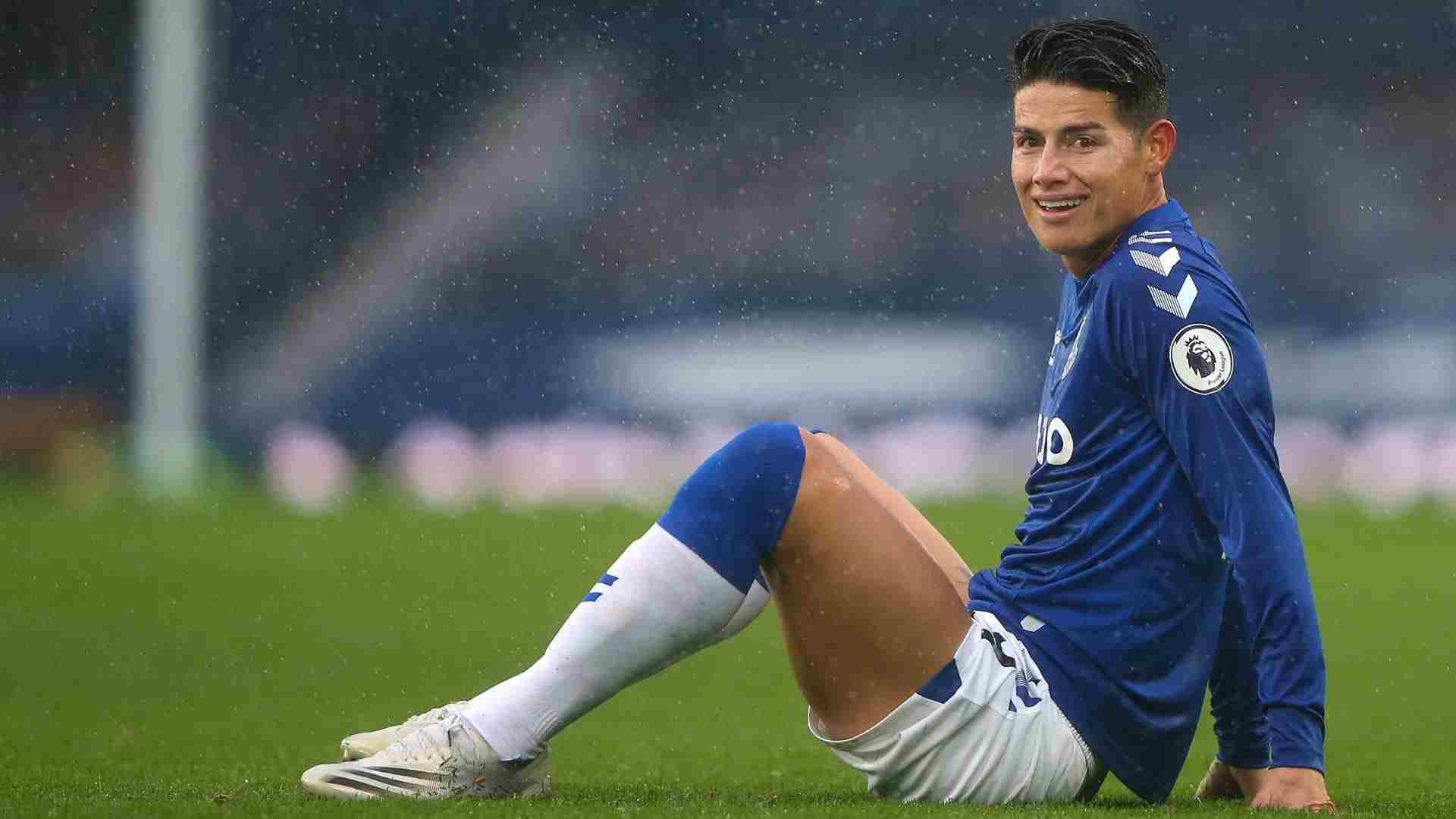 James Rodríguez, elegido como uno de los mejores fichajes de la Premier League