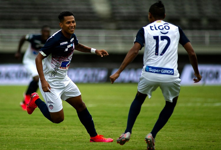 James Sánchez, Deportivo Independiente Medellín, DIM, Junior FC