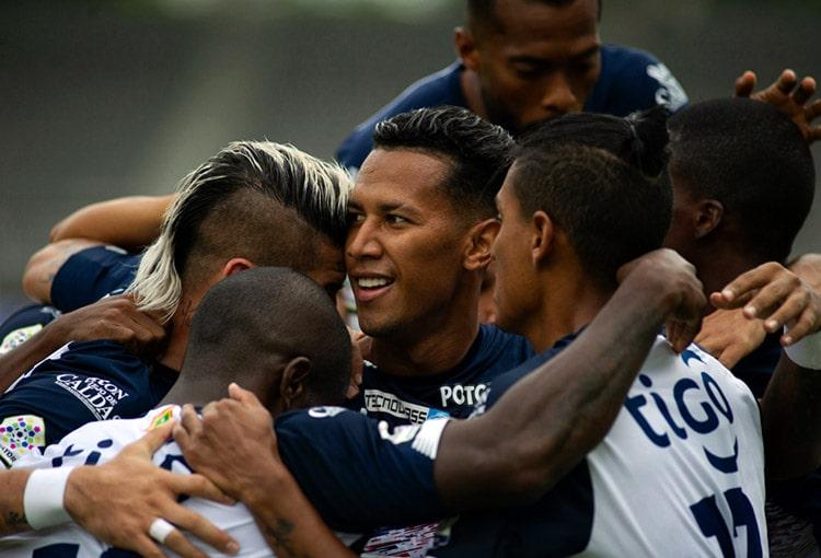 James Sánchez, Junior FC, Deportivo Independiente Medellín, DIM