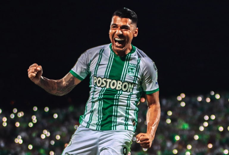 Jéfferson Duque, Atlético Nacional