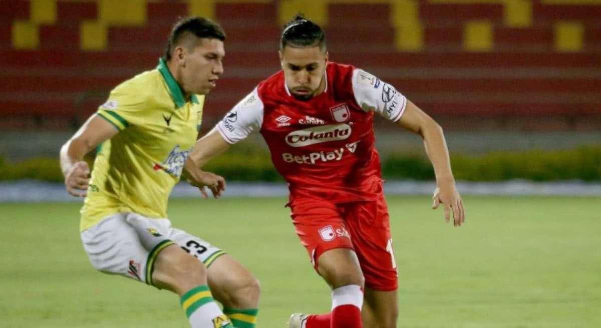Johan Caballero sería nuevo jugador de Independiente Santa Fe