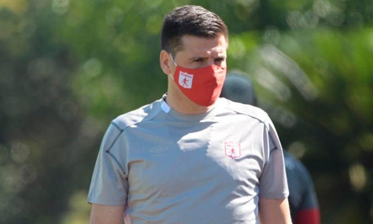 Juan Cruz Real y varias ofertas del fútbol internacional