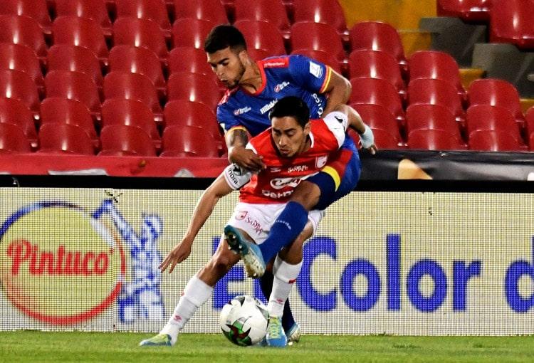 Juan Guillermo Arboleda, Matías Mier, Deportivo Independiente Medellín, DIM