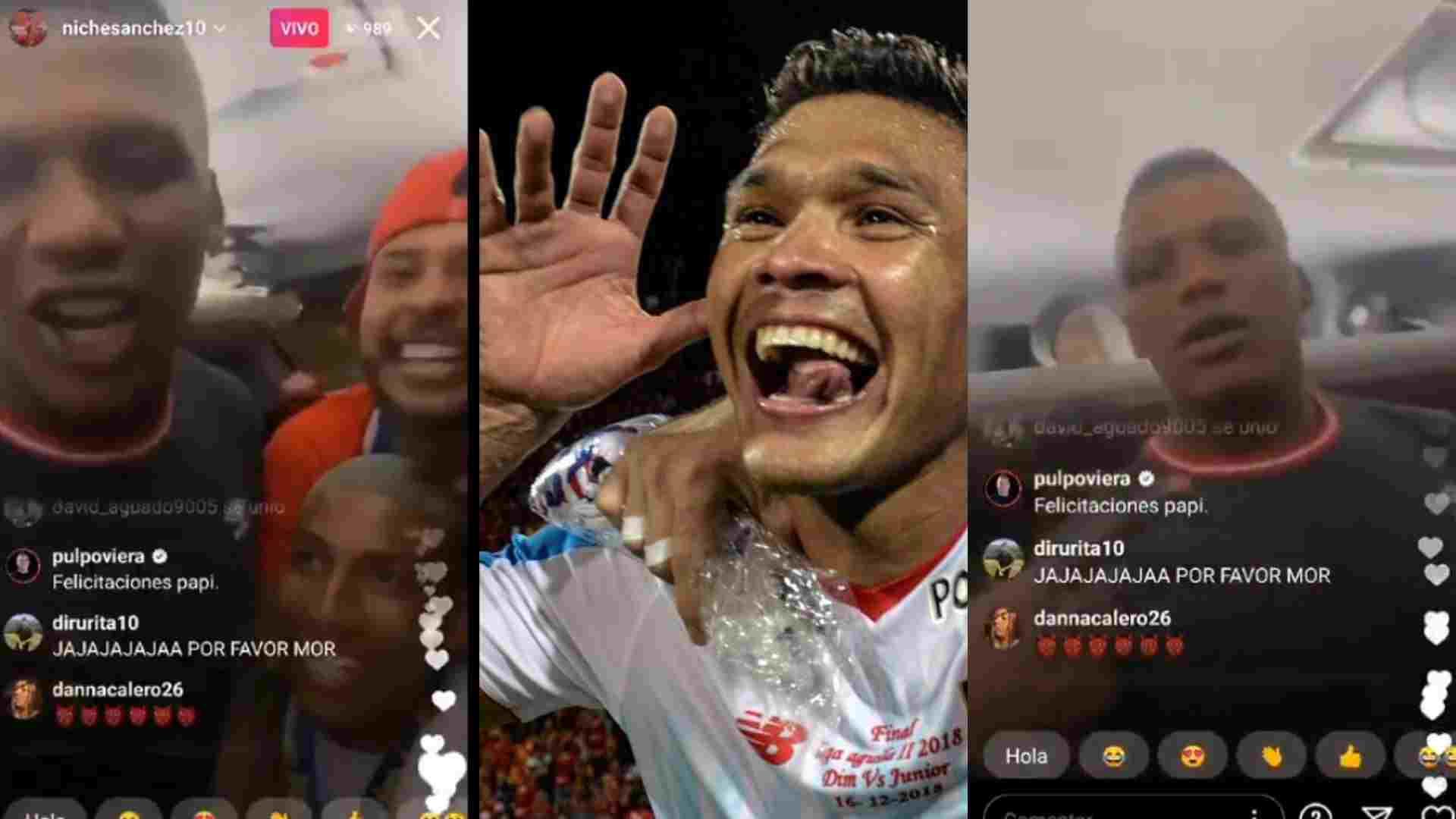 ¿Insultos para Teófilo Gutiérrez?: Jugadores del América y un video caliente