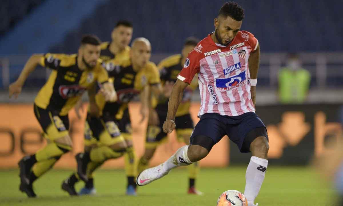 Junior y sus mil dificultades para la Copa Sudamericana