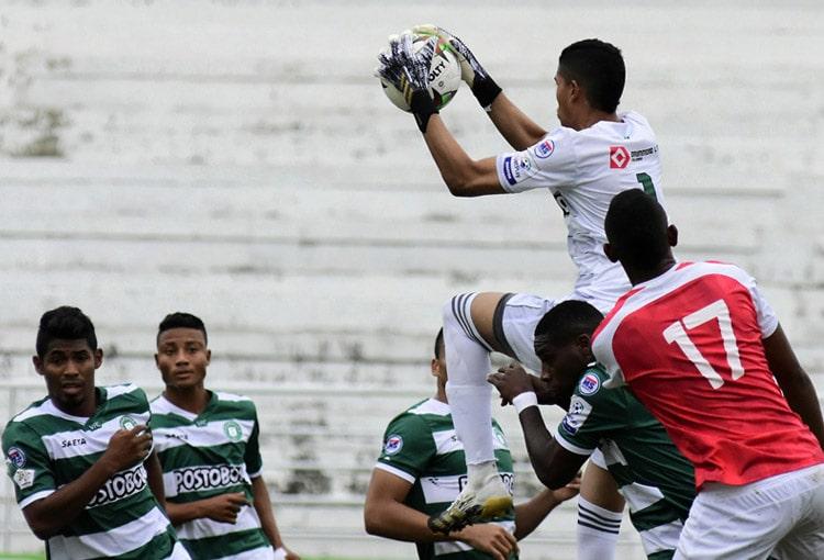 Kevin Mier, Valledupar FC, Atlético Nacional