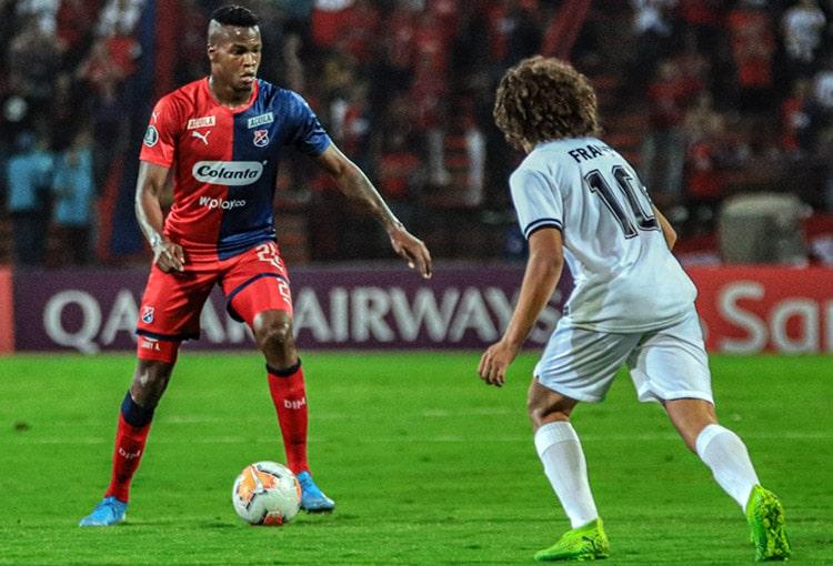Larry Angulo, Deportivo Independiente Medellín, DIM
