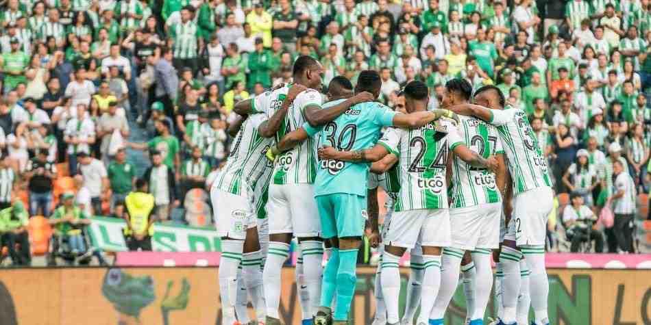 Las cuentas de Atlético Nacional para avanzar a Copa Libertadores