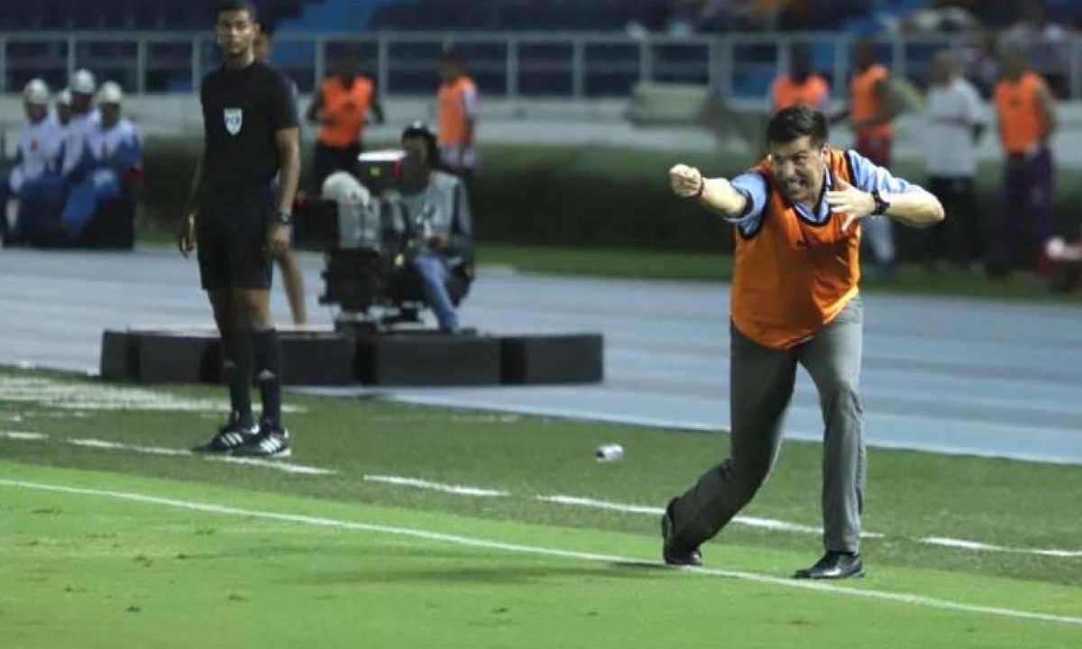 Los 16 partidos ligueros de Juan Cruz Real, camino a la final