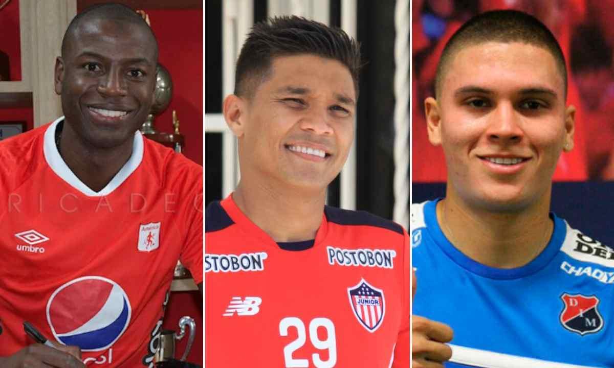 Los mundialistas de 2014 que han regresado al fútbol colombiano