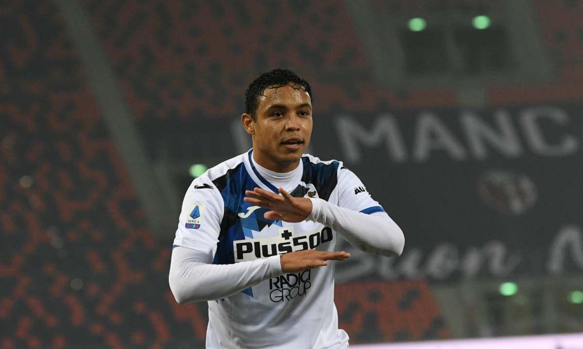 Luis Fernando Muriel y un doblete en un minuto llegó 100 goles en Europa