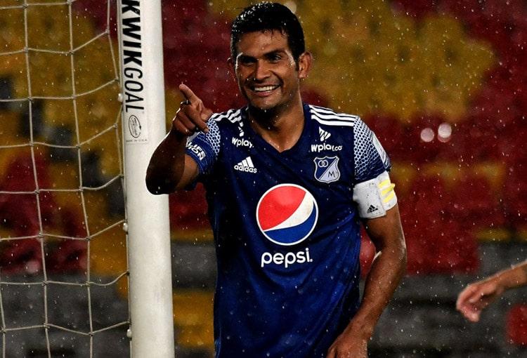 Mackálister Silva, Millonarios FC