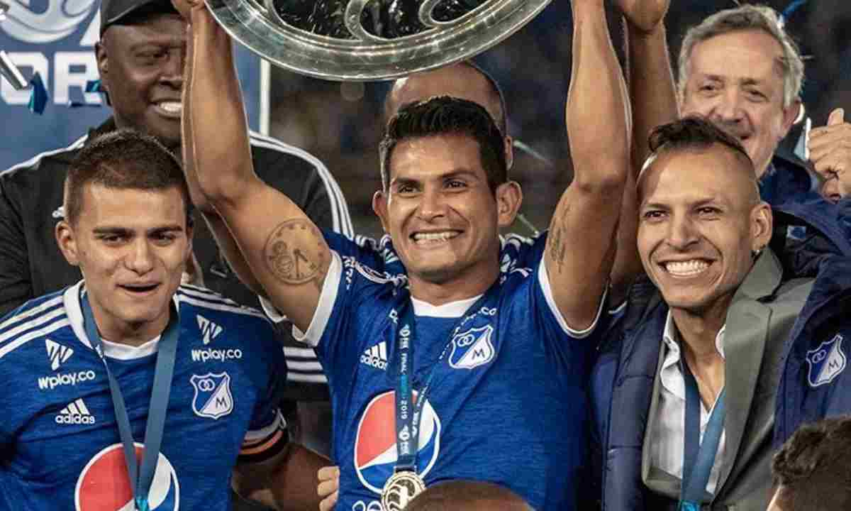 Mackálister Silva no seguiría en Millonarios