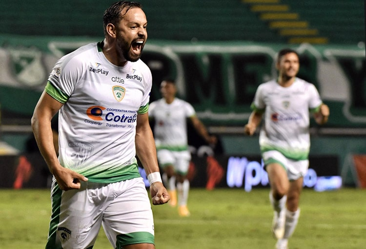 Matías Mier, Deportivo Independiente Medellín, DIM, Equidad Seguros