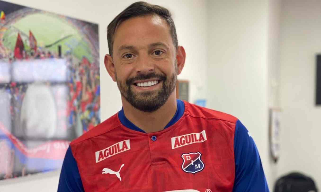 Matías Mier ya firmó con el Independiente Medellín