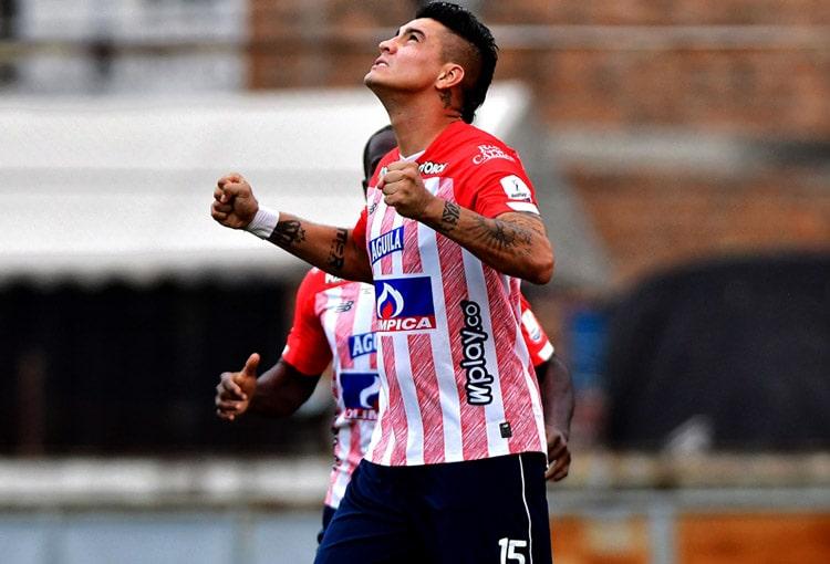 Michael Rangel, Independiente Santa Fe