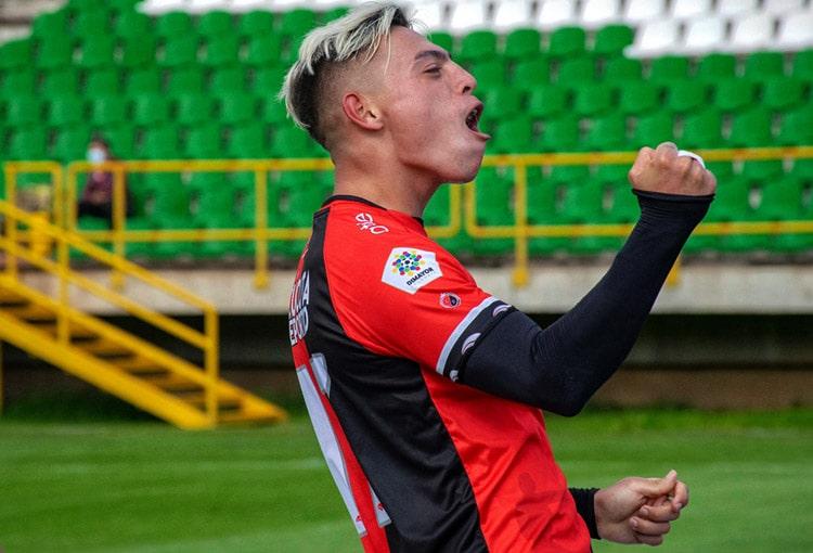 Michell Ramos, Cúcuta Deportivo, Deportivo Cali, Liga BetPlay 2020