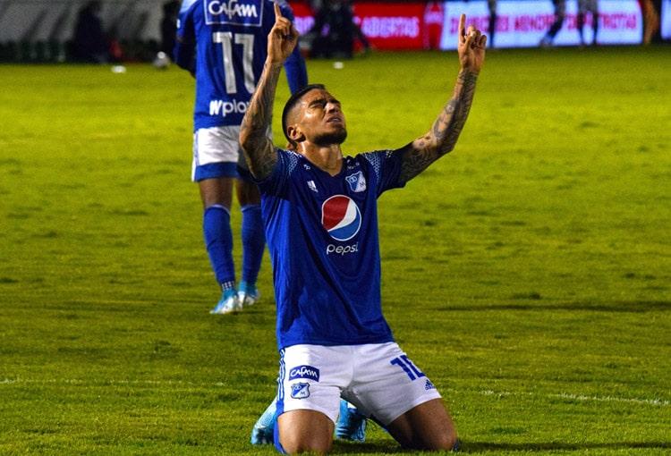 Millonarios FC, Boyacá Chicó FC, Liguilla BetPlay 2020