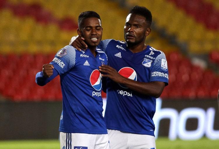 Millonarios FC, Deportivo Pereira, Liguilla BetPlay 2020, Deportivo Cali, Copa Sudamericana 2021