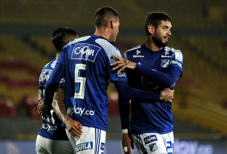 Millonarios FC, Once Caldas, Deportivo Pereira, Atlético Bucaramanga, Liguilla BetPlay 2020