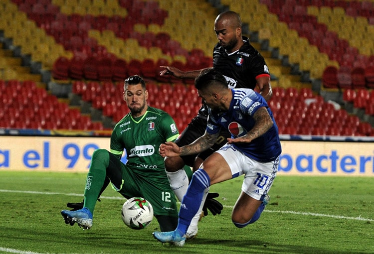 Millonarios FC, Once Caldas, Liguilla BetPlay 2020